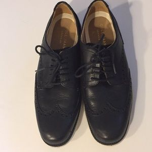 Cole Haan men's grand casual wing tip shoe